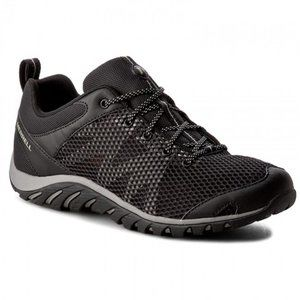 Merrell Rapidbow Outdoor Shoes in Black / Gray